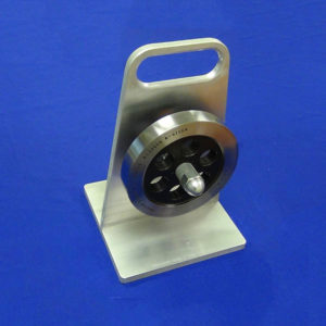 Master Disc Stand (chrome nut)