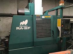 CNC Machining with a Matsura