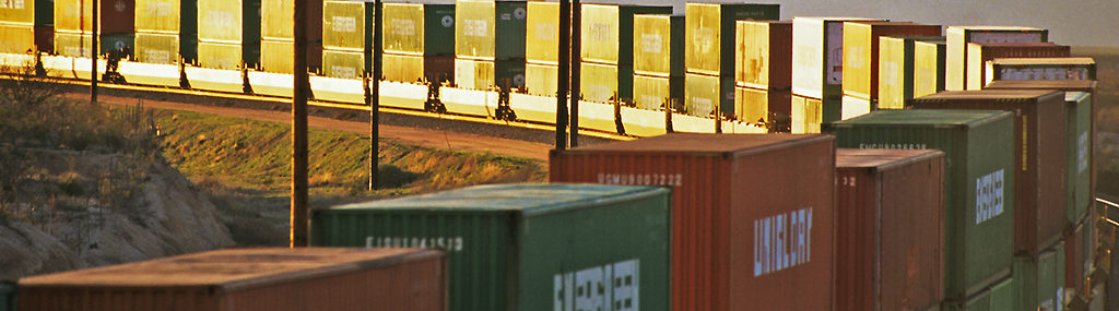 How Intermodal Reinvented Freight Rail Header