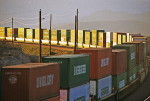 How Intermodal Reinvented Freight Rail