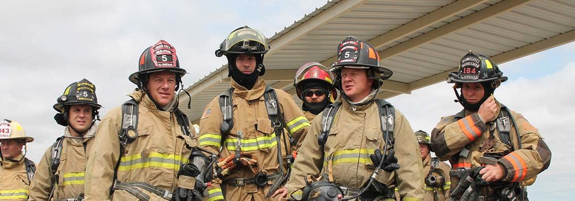 Firefighter Group First Responders