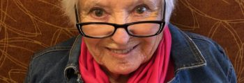 2020 – Gwen Waltz Passes Away