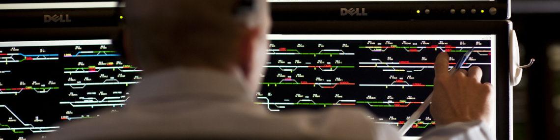Technology Helping Railroads