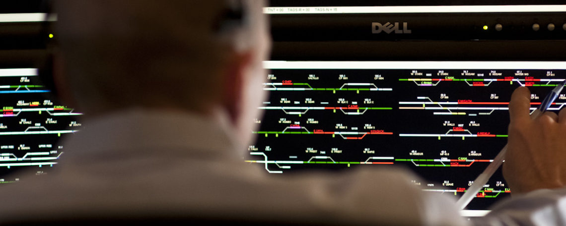 Technology Helping Railroads