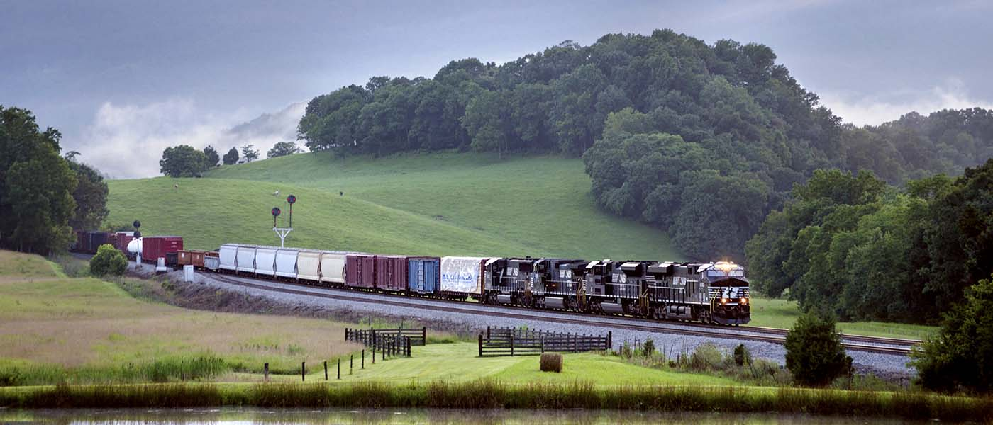 Freight Rail & the Greening of America