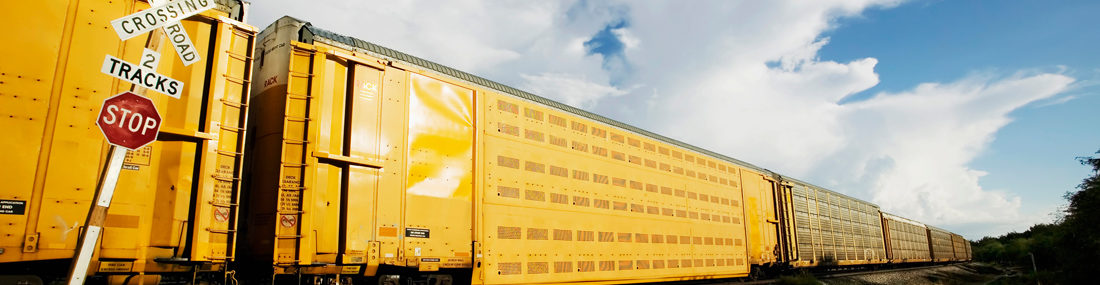 Environmental Benefits of Moving Freight by Rail Header