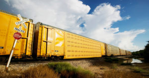 Environmental Benefits of Moving Freight by Rail