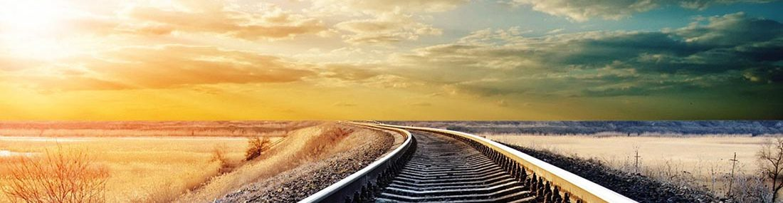 Railroad Track to Nowhere