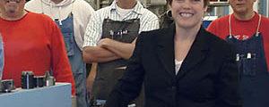 1987 – Vicki Waltz Joins PG&T