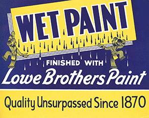 lowe brothers paint